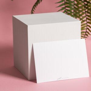 goldverliebt Karte happy birthday mit cupcake Illustration Rückseite