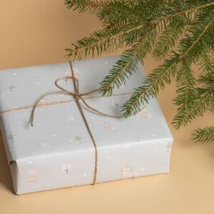 weihnachtlich Verpacken
